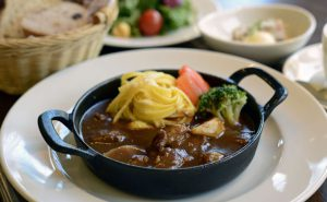 Strausse Cafe Kobe Beef Stew
